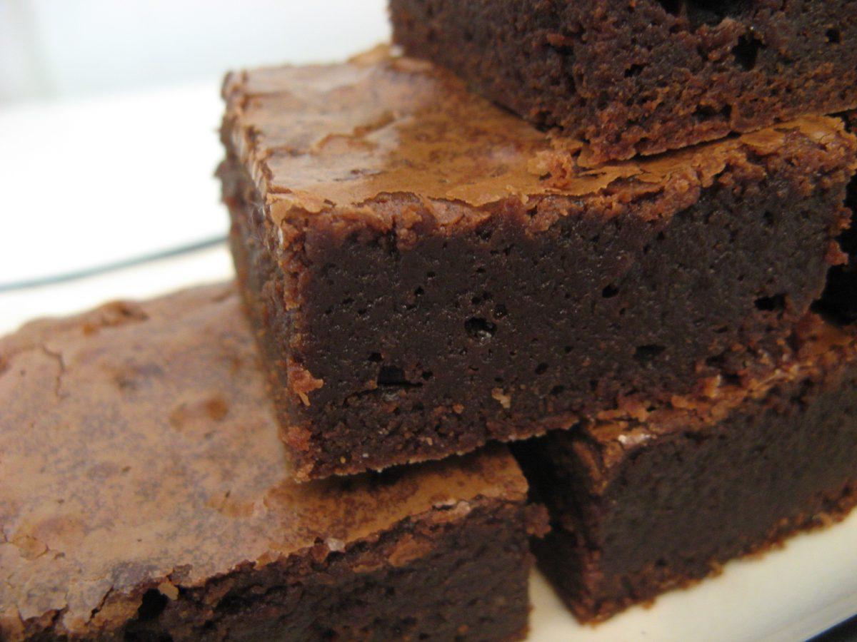 Brownies Surprise
